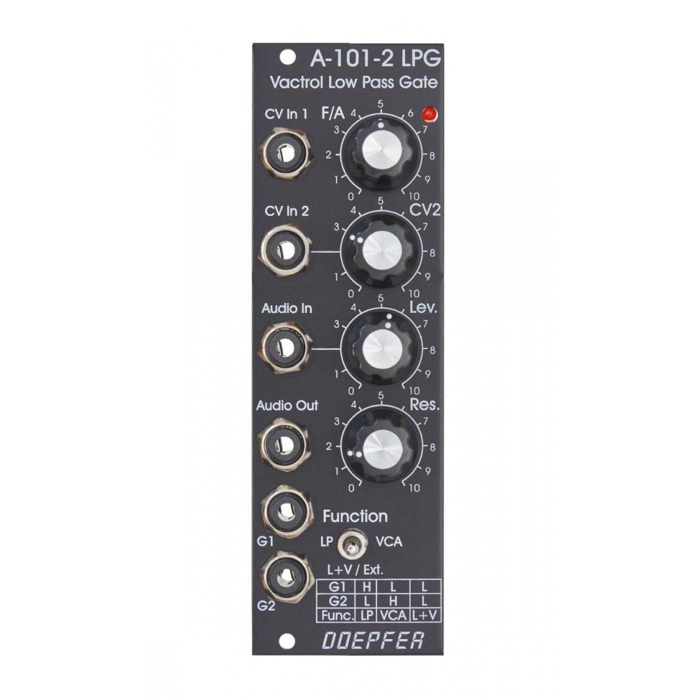 Doepfer A-101-2 Vintage   Rage Audio