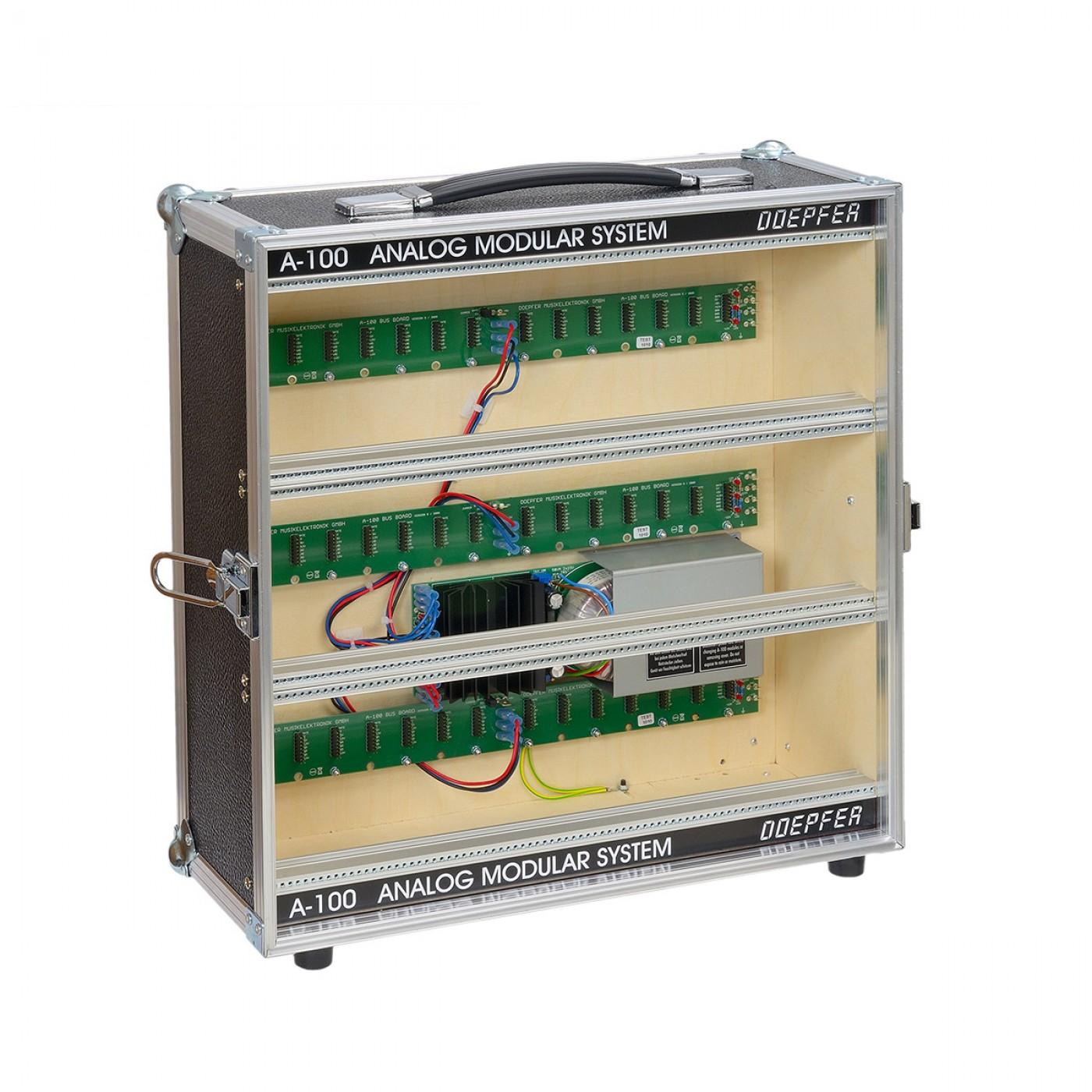 Doepfer A-100P9 Case PSU3 | Rage Audio