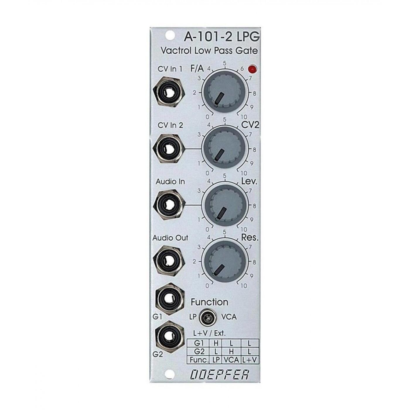 Doepfer A-101-2 | Rage Audio