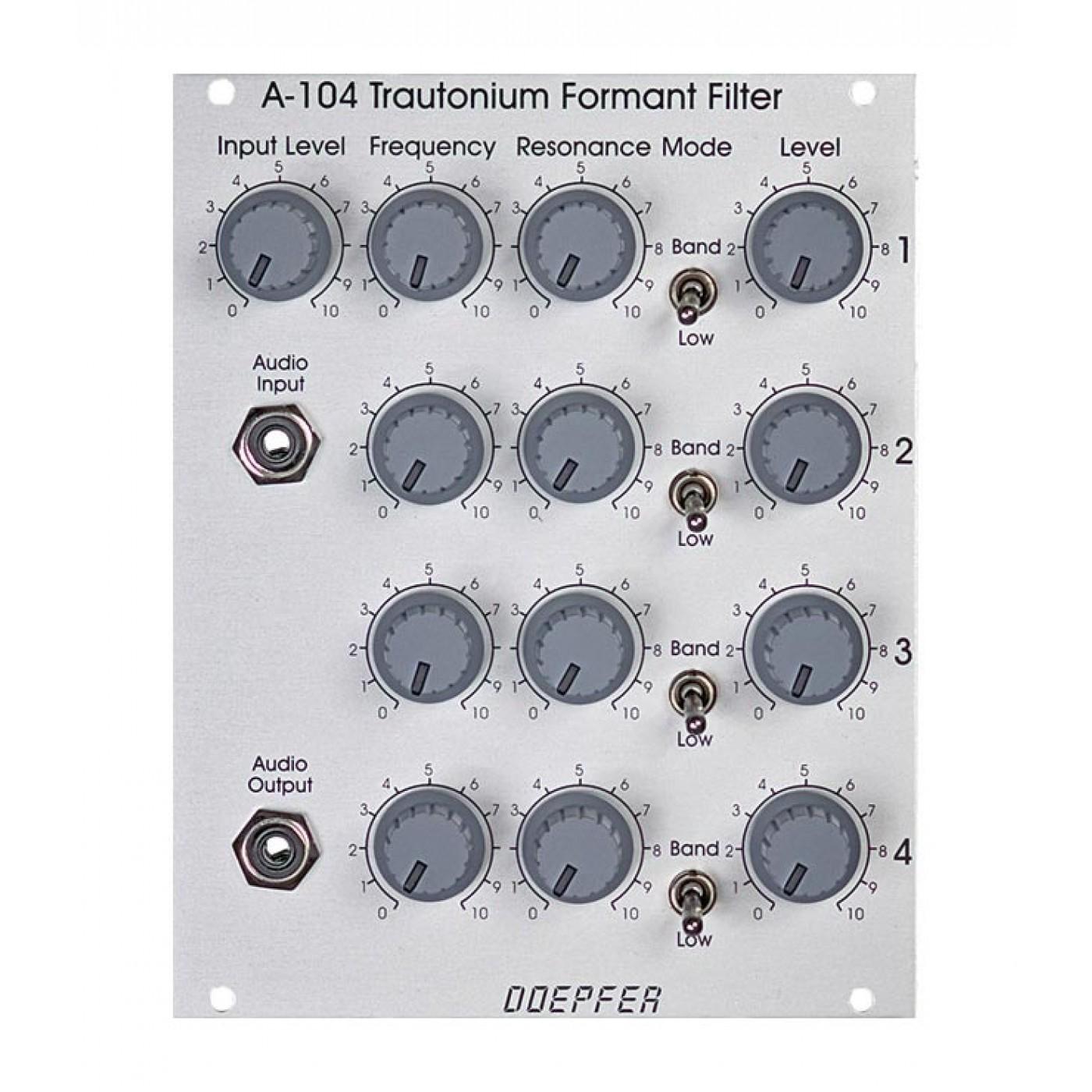 Doepfer A-104 | Rage Audio