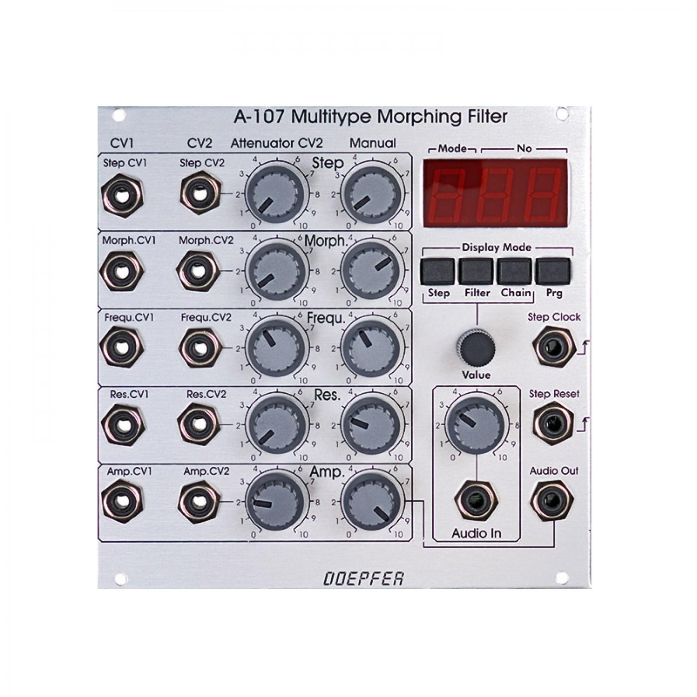 Doepfer A-107 Multitype Morphing Filter