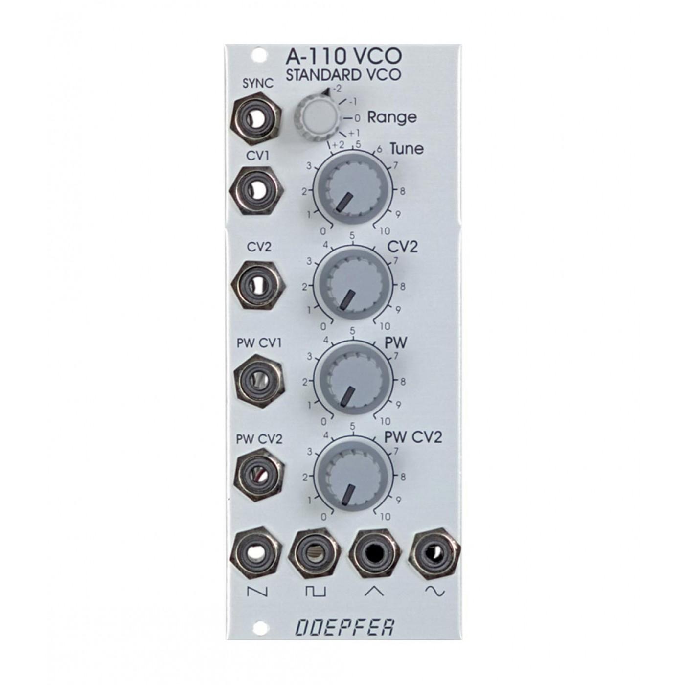 Doepfer A-110   Rage Audio