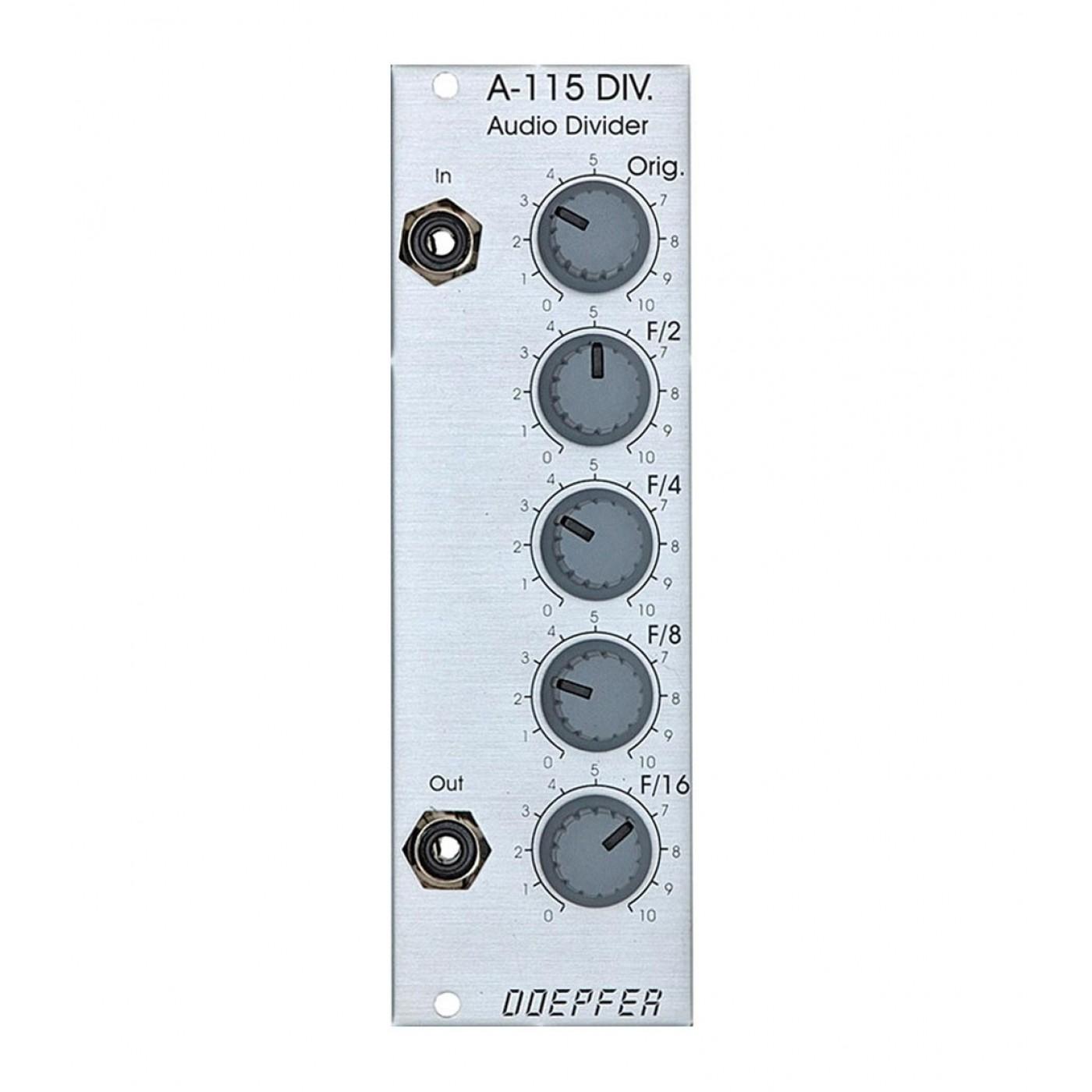Doepfer A-115 | Rage Audio