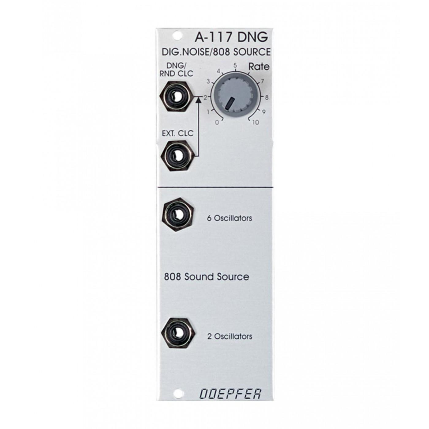 Doepfer A-117 | Rage Audio