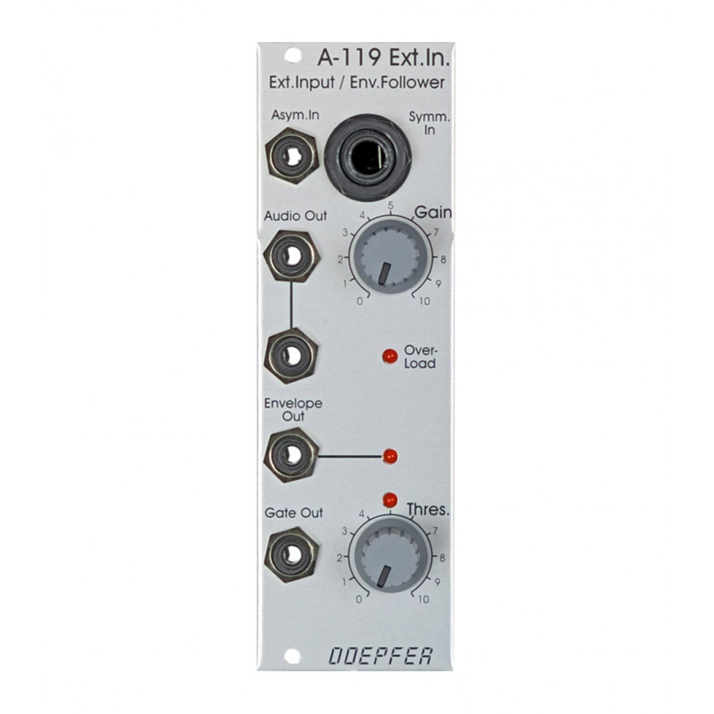Doepfer A-119 | Rage Audio