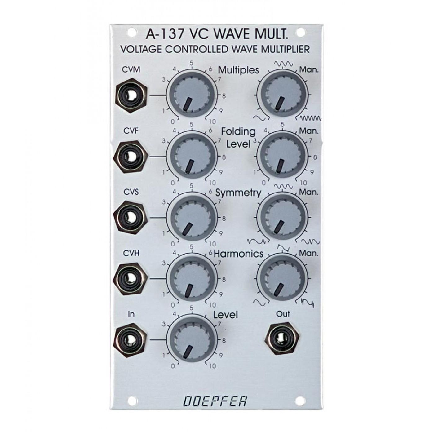 Doepfer A-137-1 Rage Audio