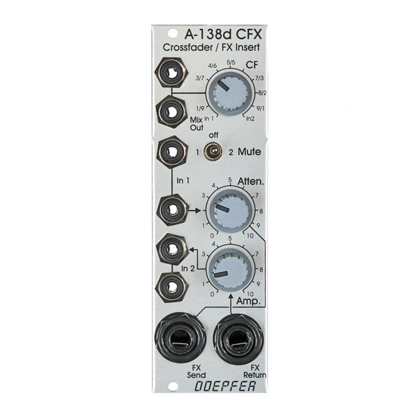 Doepfer A-138d | Rage Audio