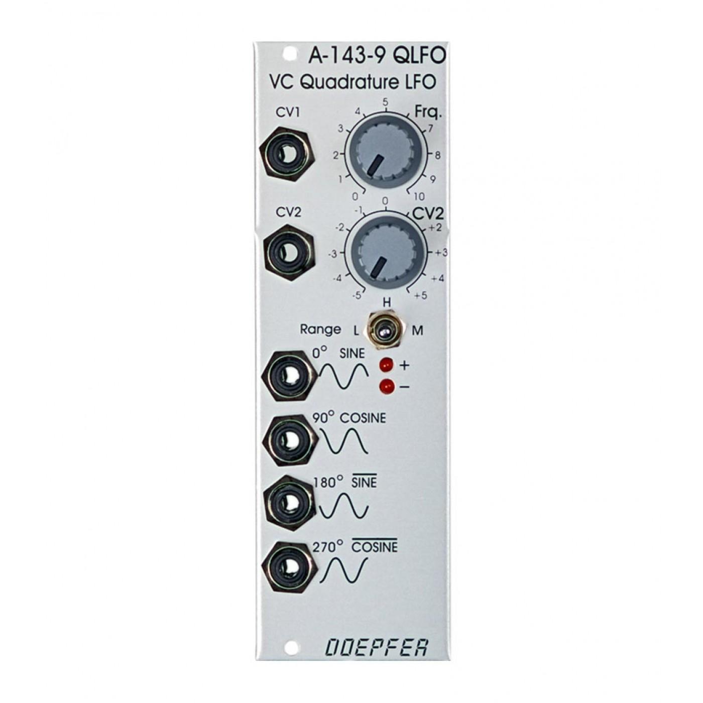 Doepfer A-143-9   Rage Audio