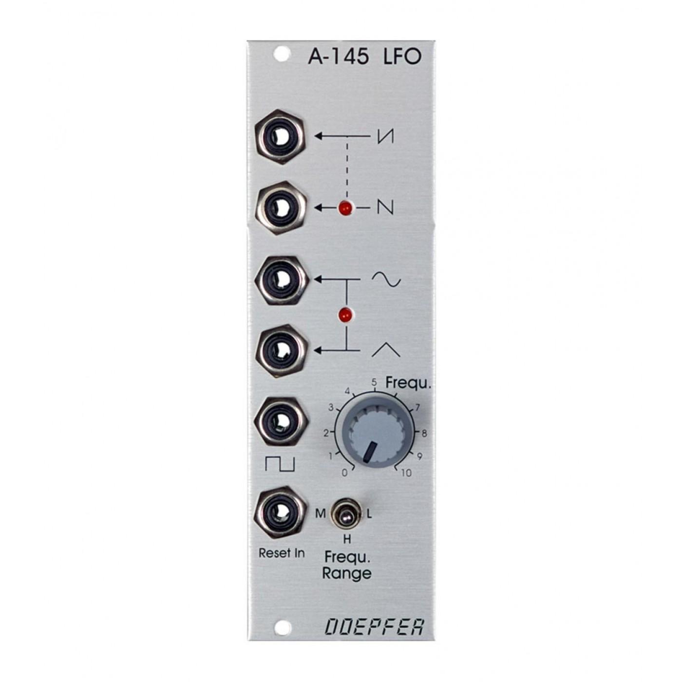 Doepfer A-145   Rage Audio
