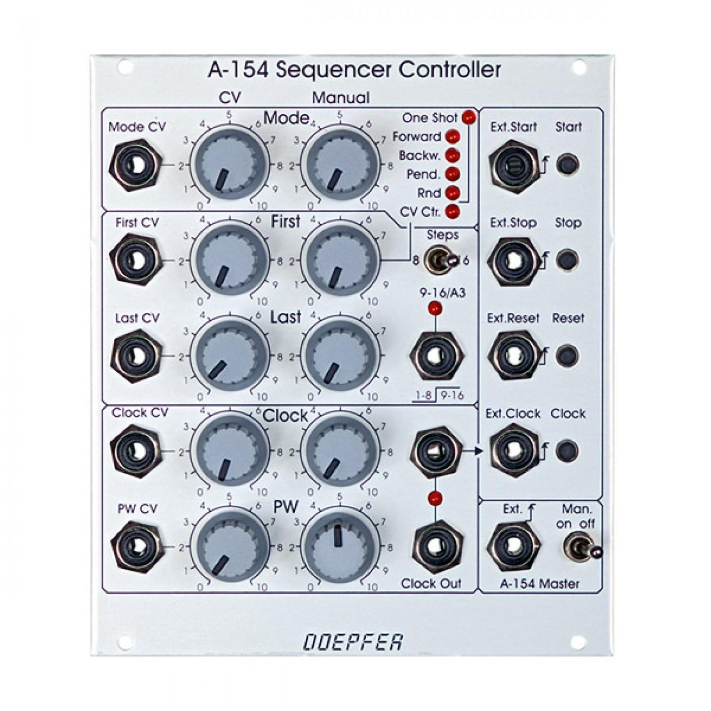 Doepfer A-154 | Rage Audio