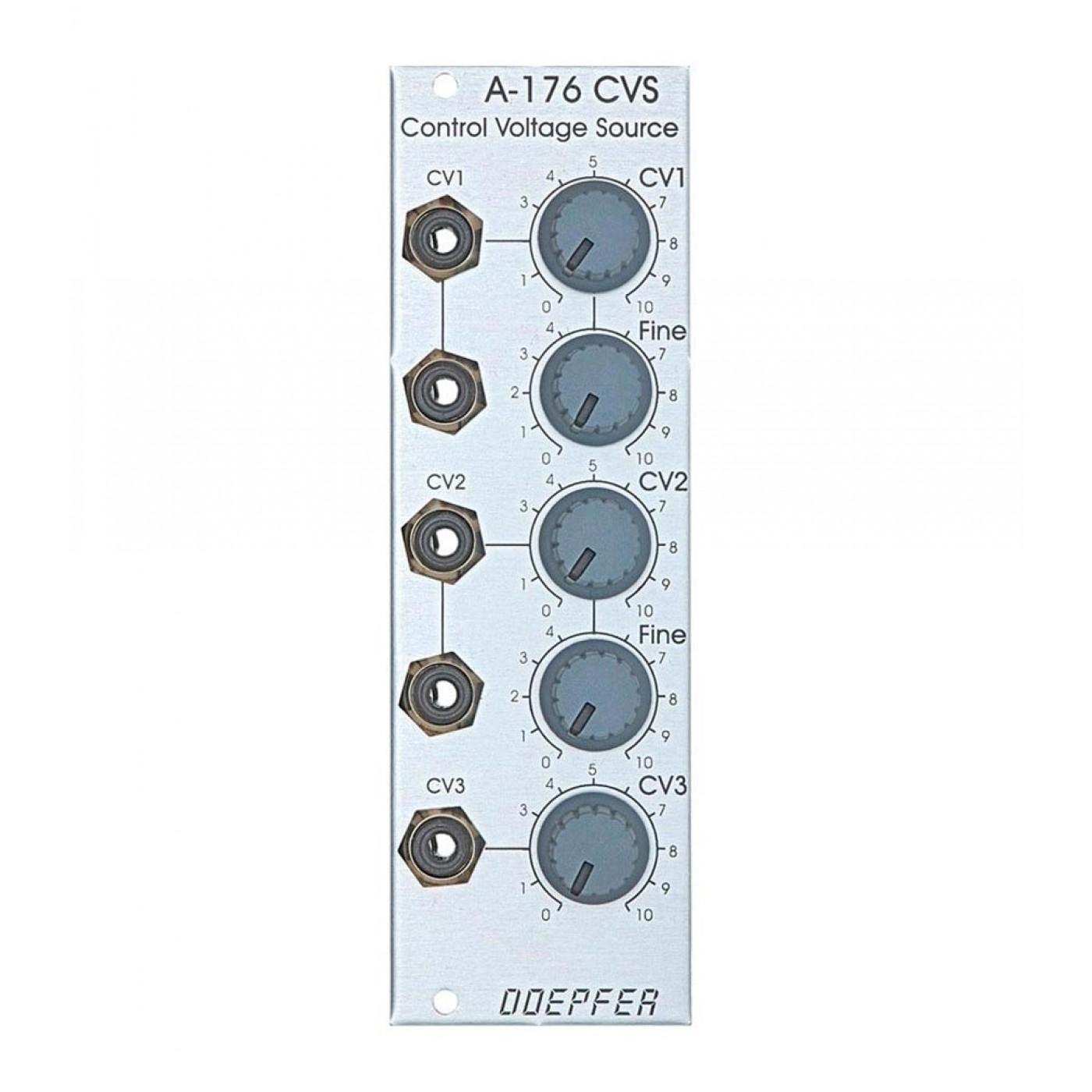 Doepfer A-176   Rage Audio
