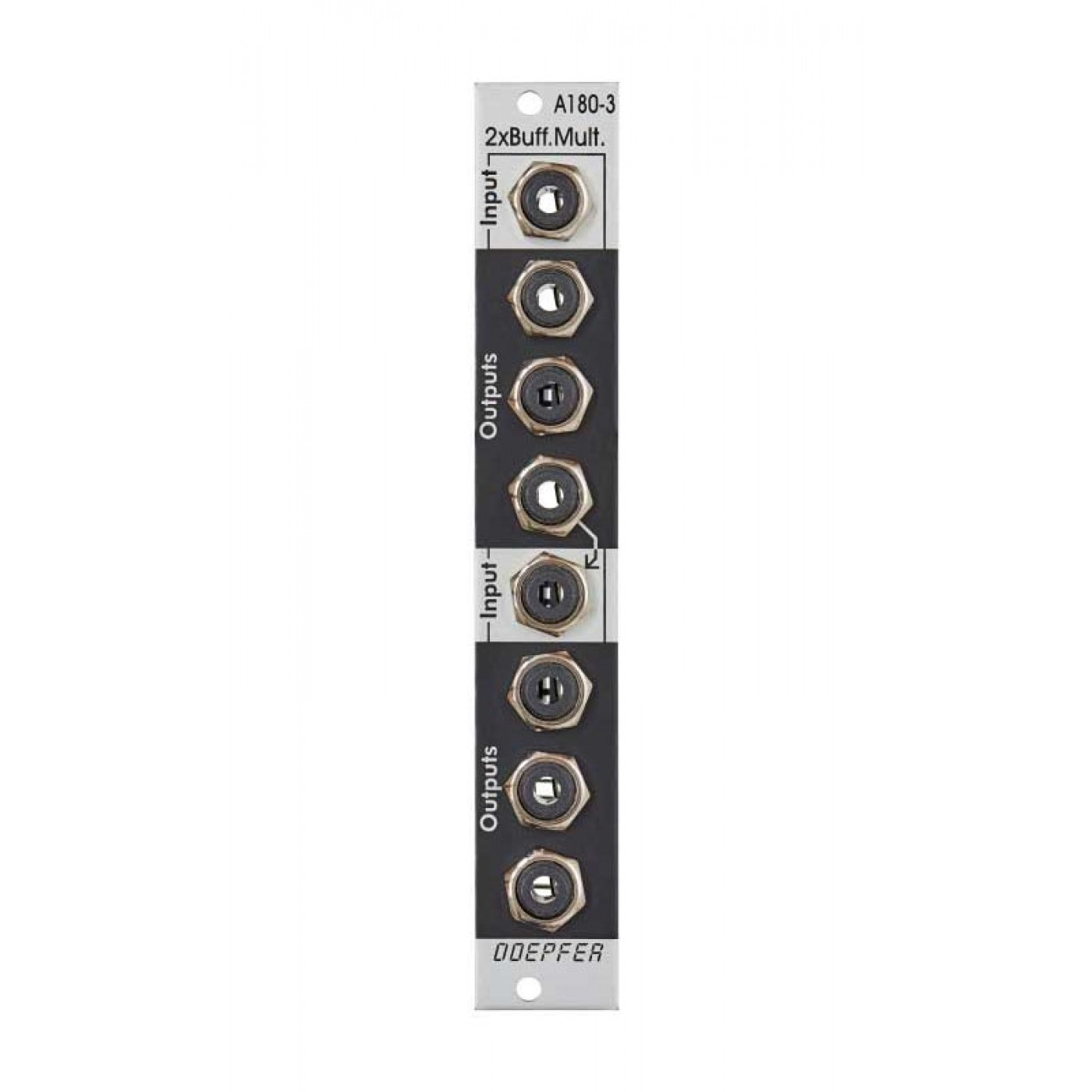 Doepfer A-180-3 Dual Buffered Multiple | Rage Audio