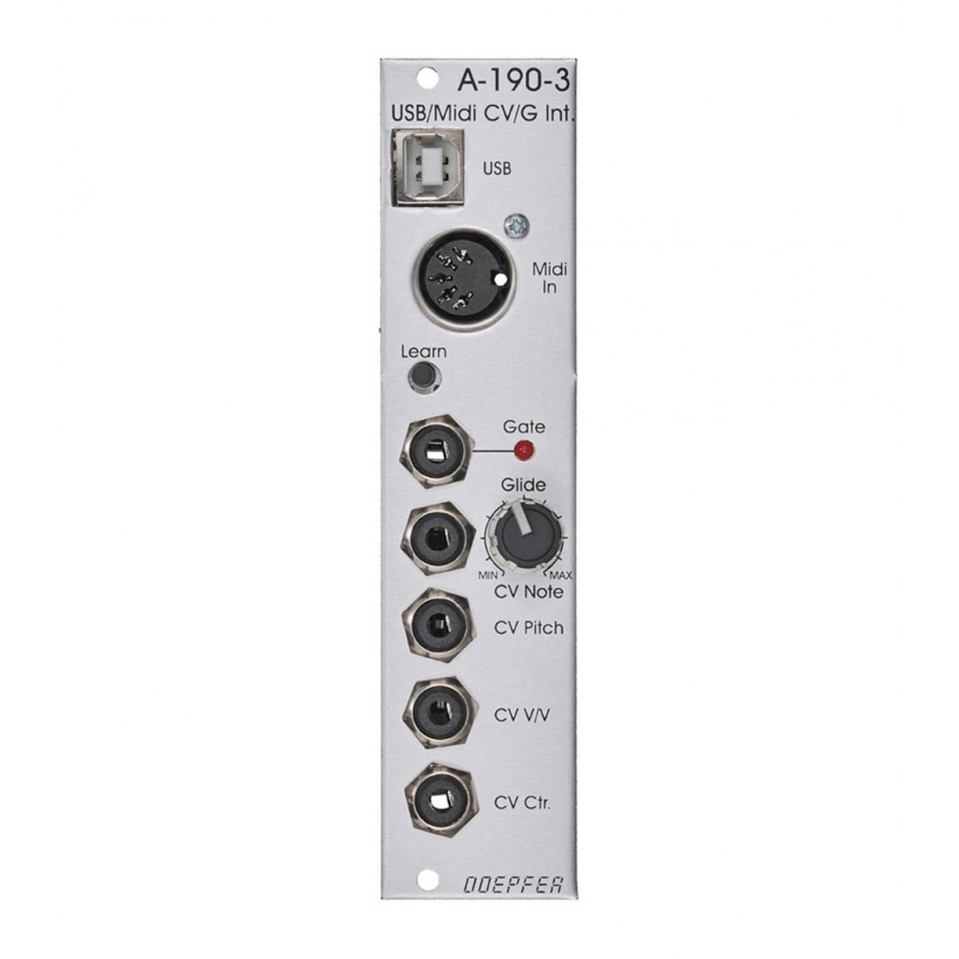Doepfer A-190-3 USB/MIDI-to-CV/Gate Interface | Rage Audio