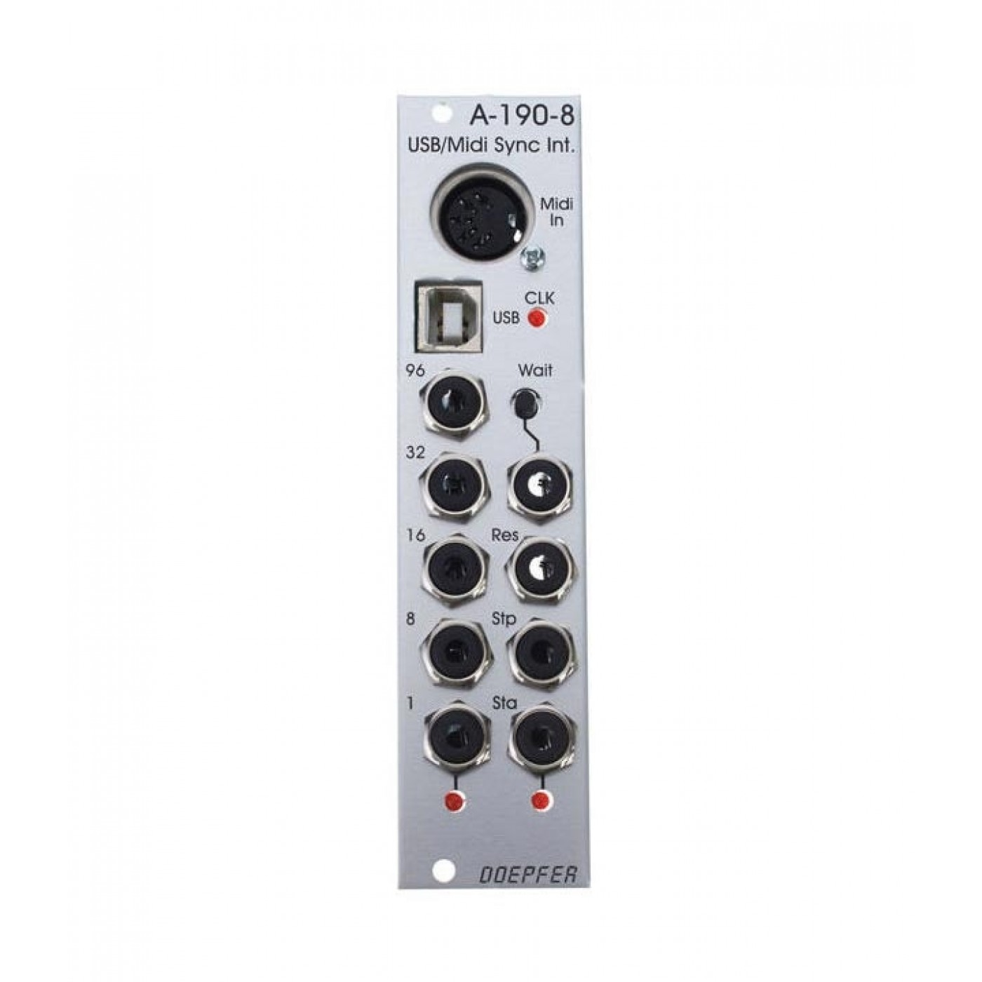 Doepfer A-190-8 USB/Midi-to-Sync Interface | Rage Audio