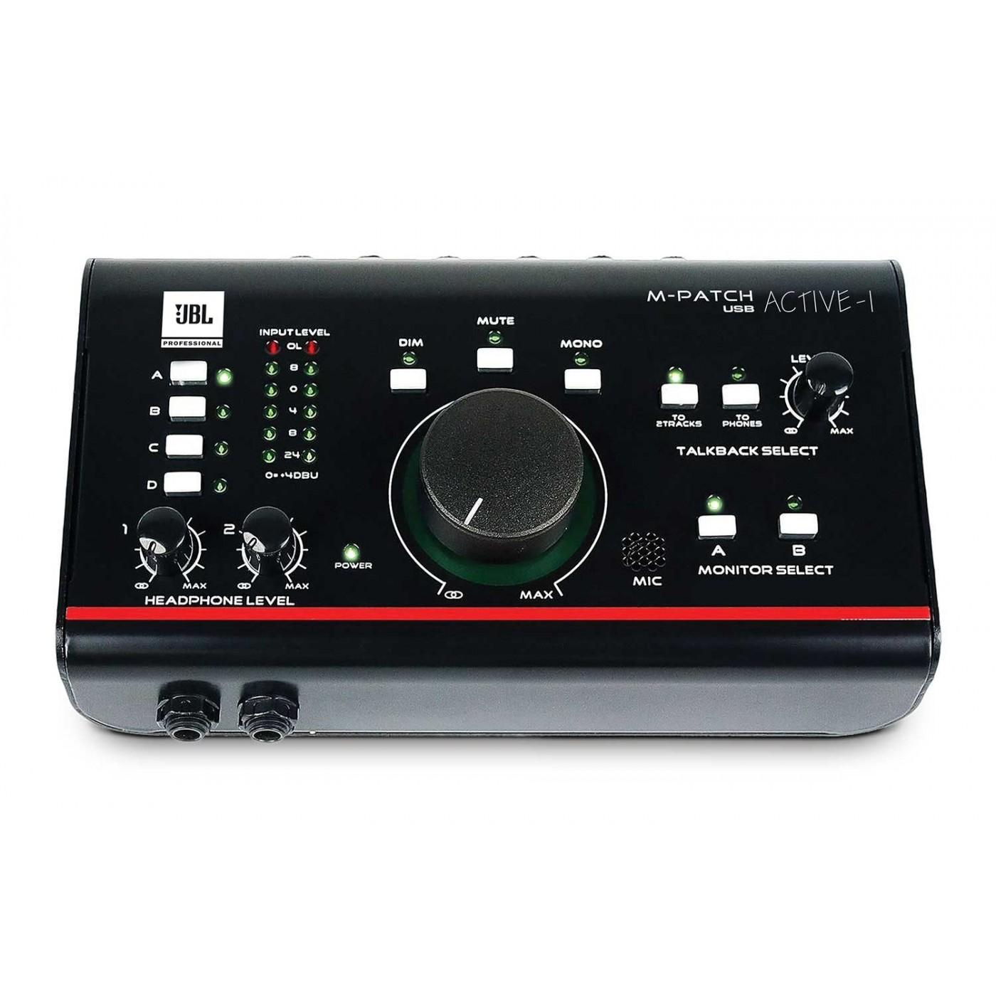 JBL M-Patch Active-1 | Rage Audio