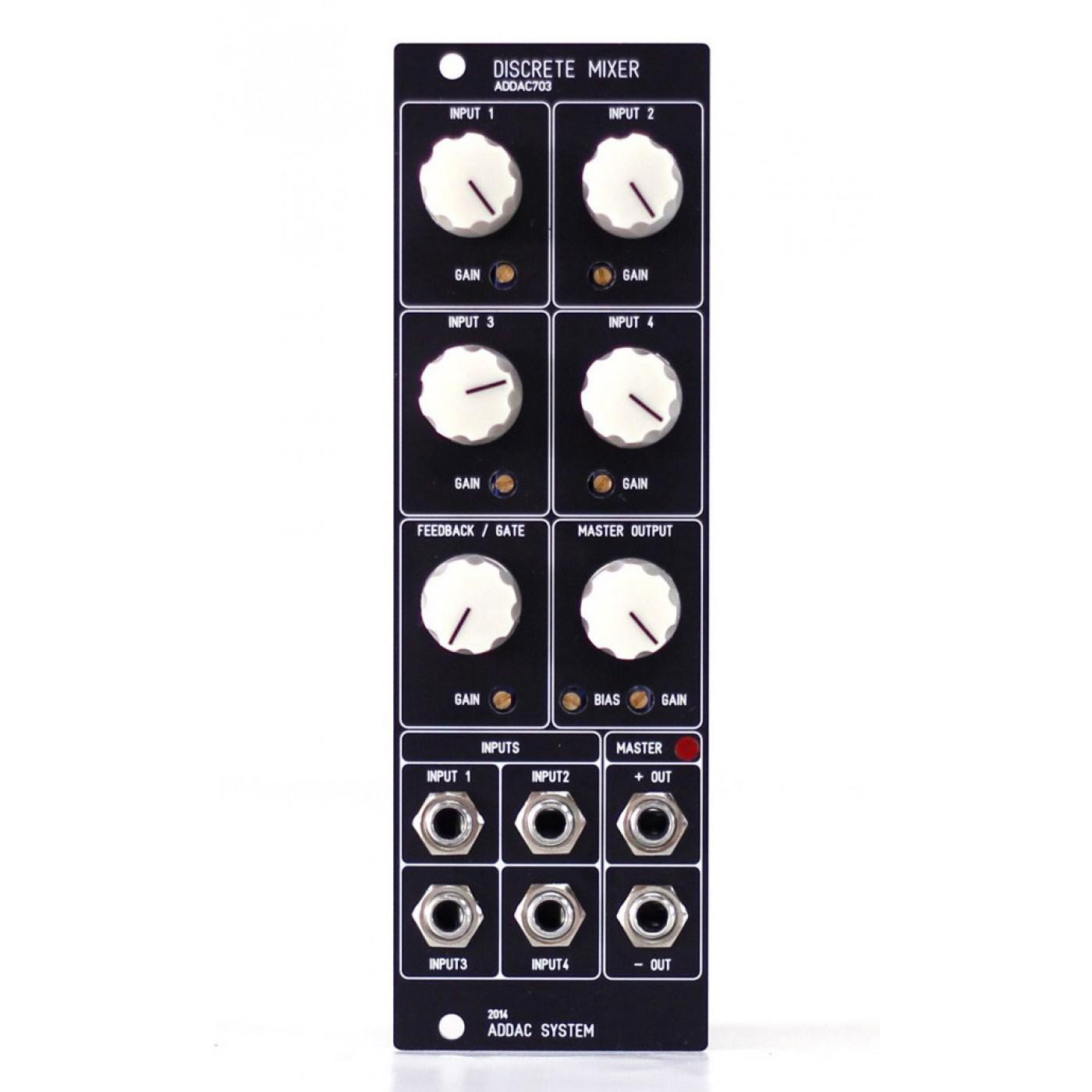 Addac System ADDAC703 Discrete Mixer