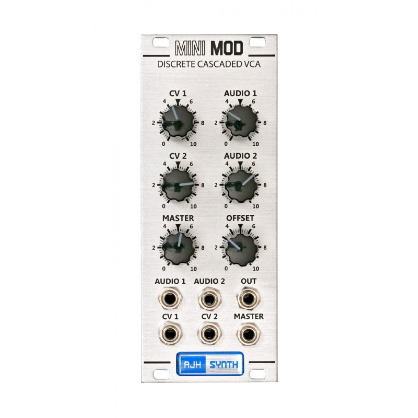 AJH Synth MINIMOD VCA Silver | Rage Audio