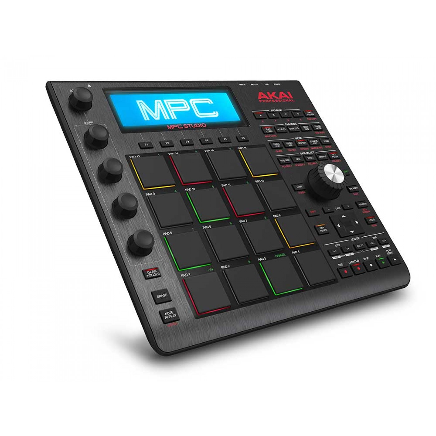 Akai MPC Studio Black | Rage Audio