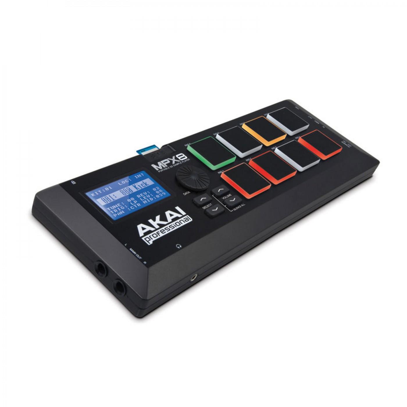 Akai MPX8 | Rage Audio