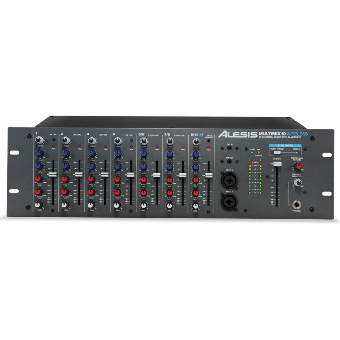 Alesis MULTIMIX 10 Wireless | Rage Audio