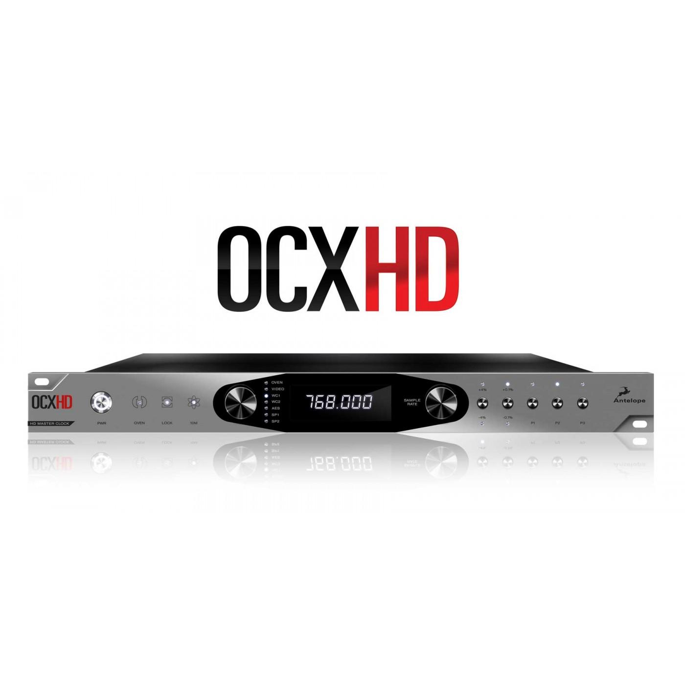 Antelope Audio OCX HD | Rage Audio
