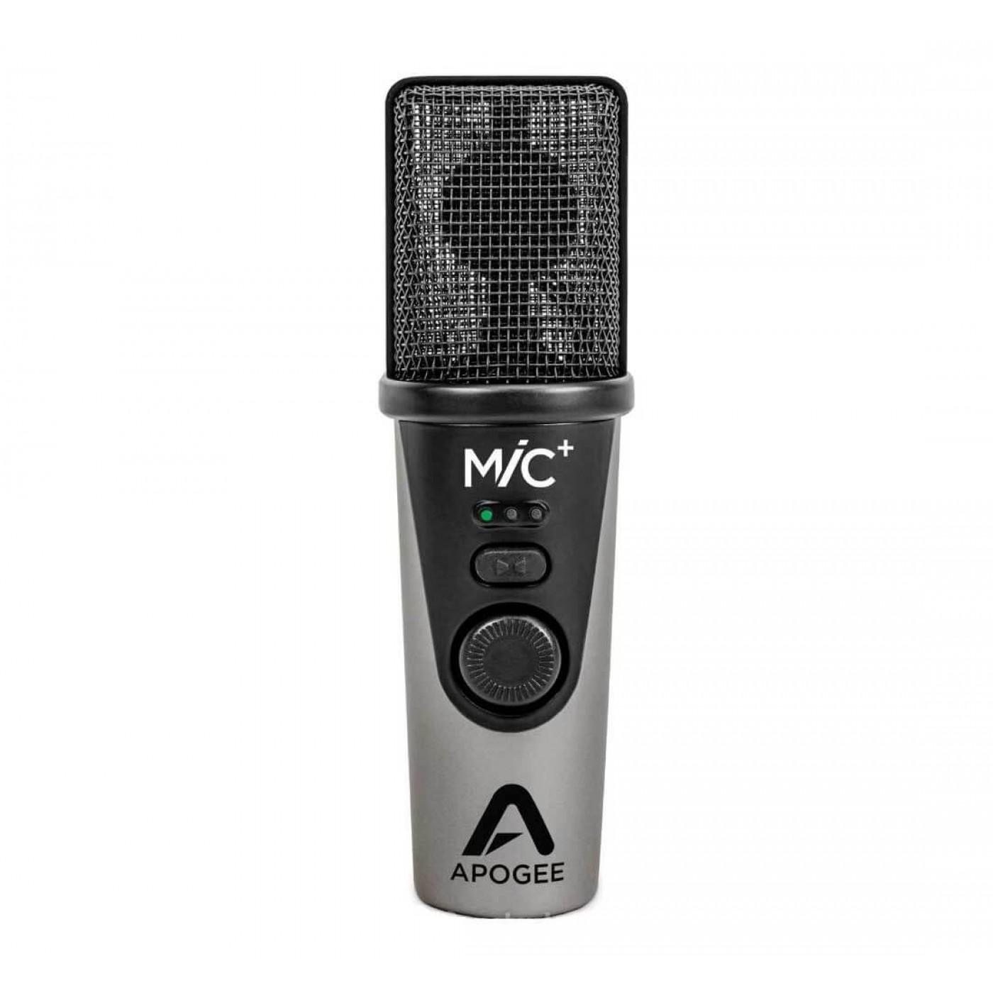 Apogee MIC PLUS | Rage Audio