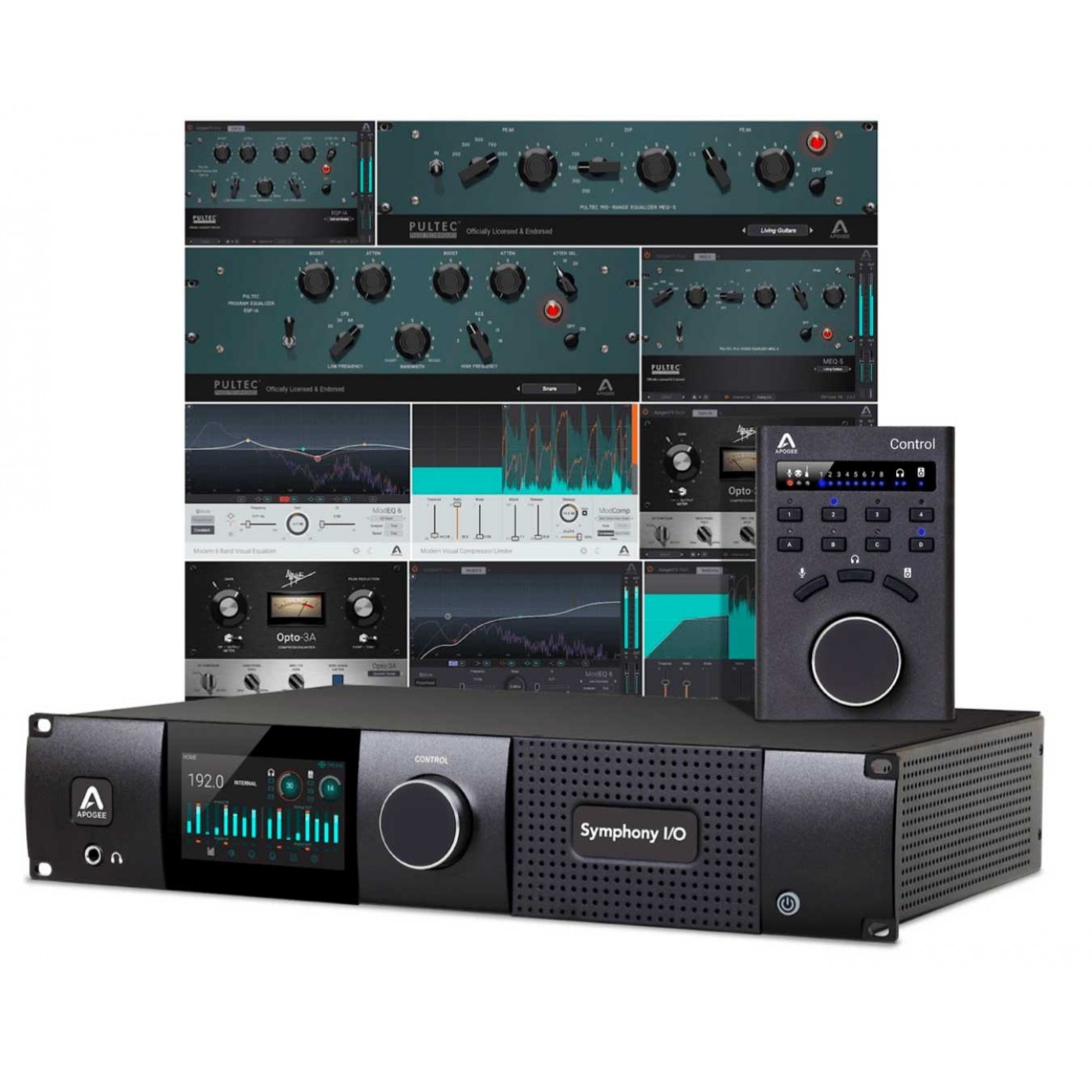 Promo Apogee SYMPHONY I/O MK2 2x6 | Rage Audio