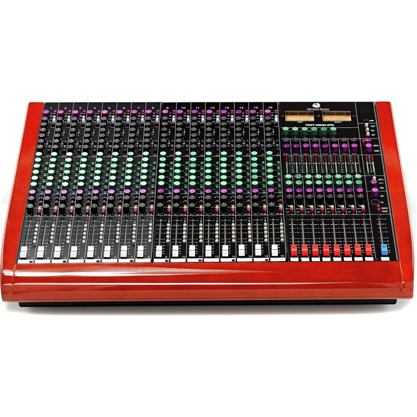 Toft Audio ATB-16   Rage Audio