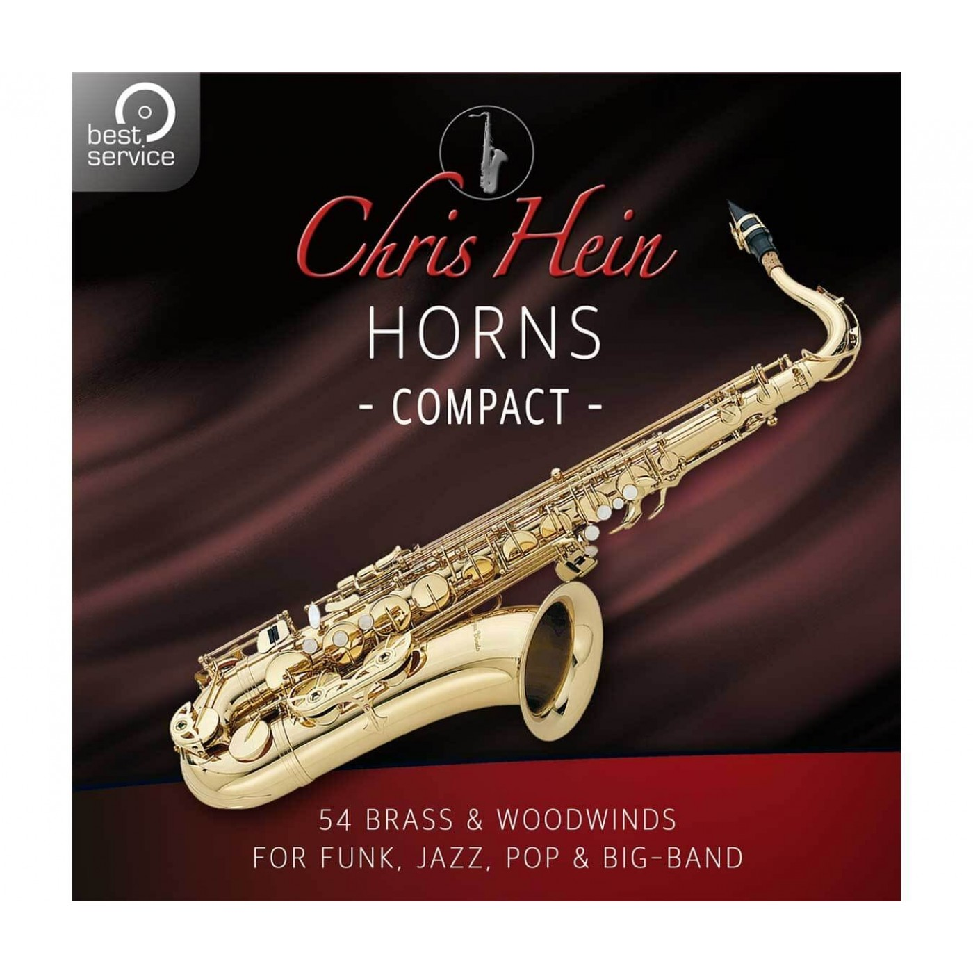 Best Service CHRIS HEIN HORNS COMPACT | Rage Audio
