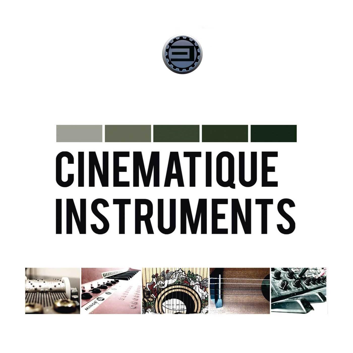 Best Service CINEMATIQUE INSTRUMENTS | Rage Audio