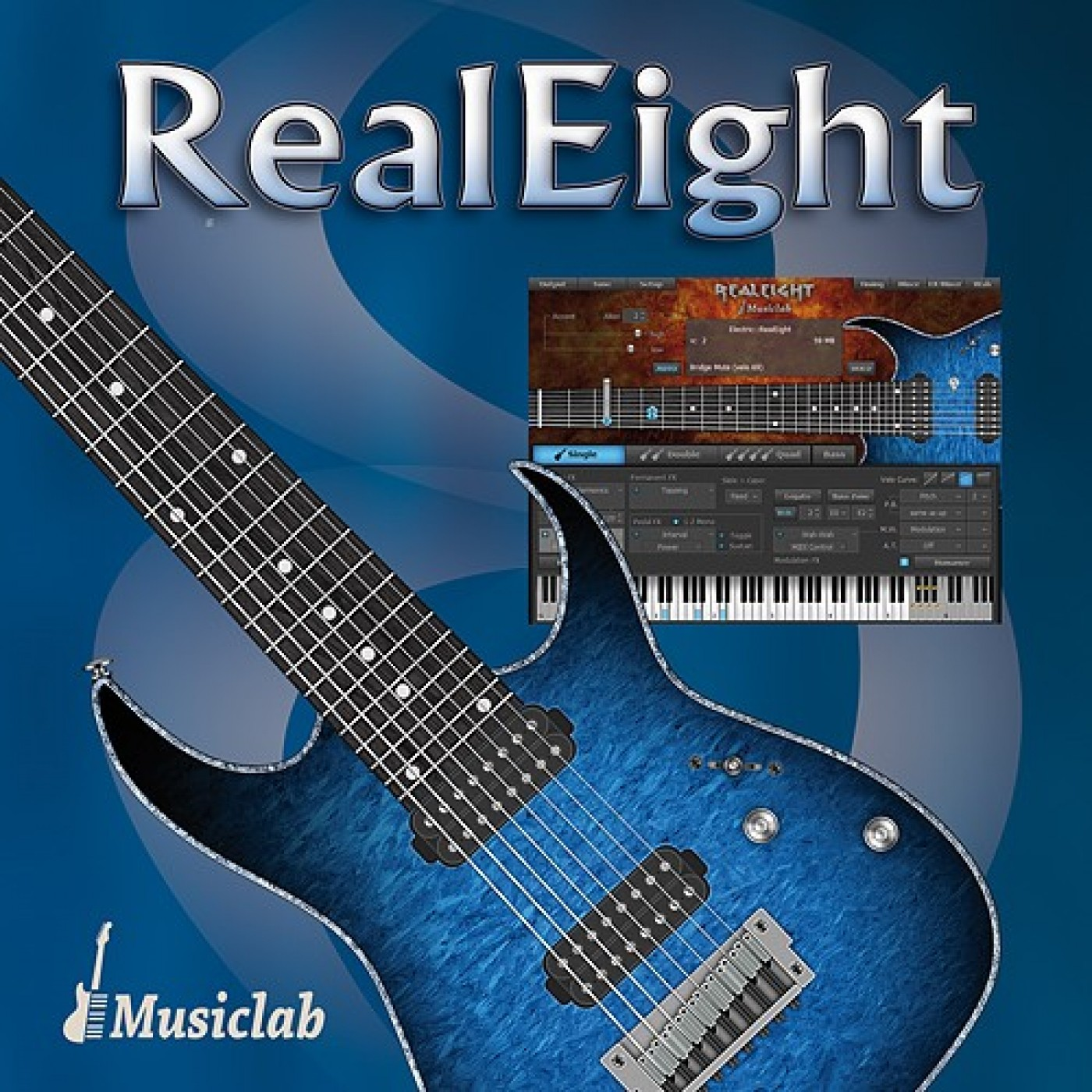 Musiclab REALEIGHT | Rage Audio