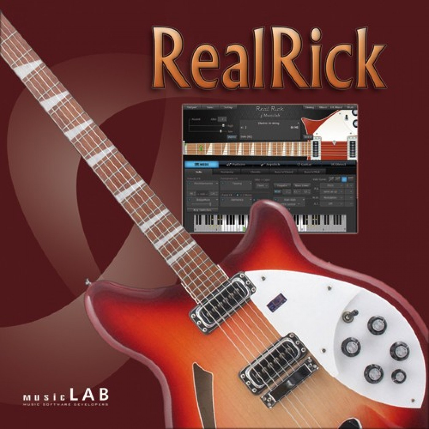 Musiclab REALRICK | Rage Audio