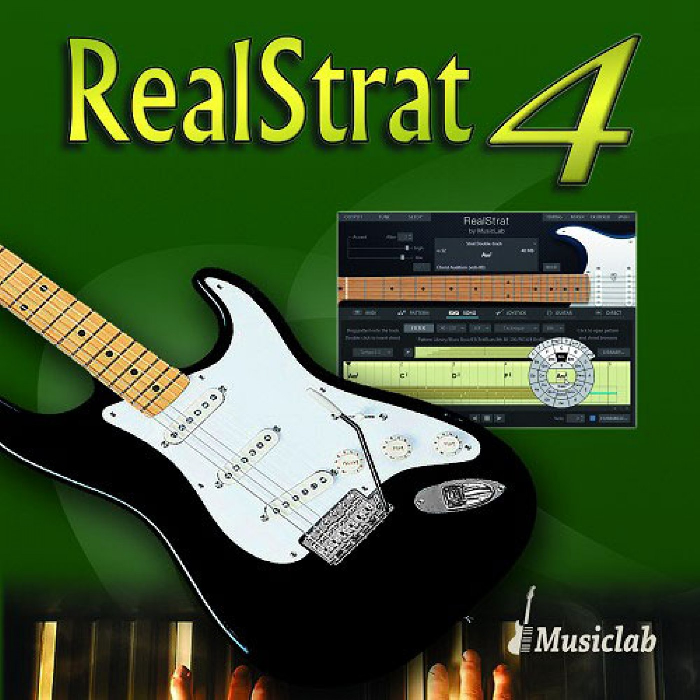 Musiclab REALSTRAT 4 | Rage Audio
