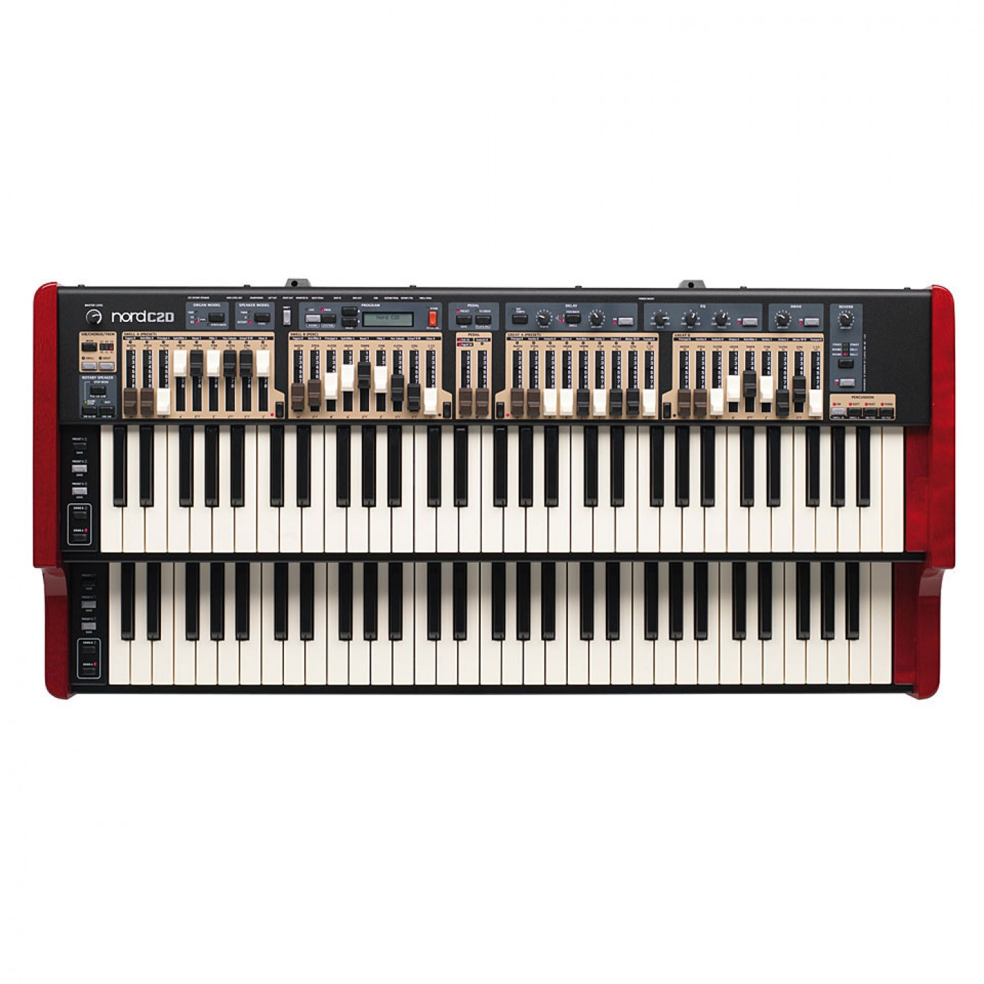 Clavia NORD C2D Combo Organ | Rage Audio