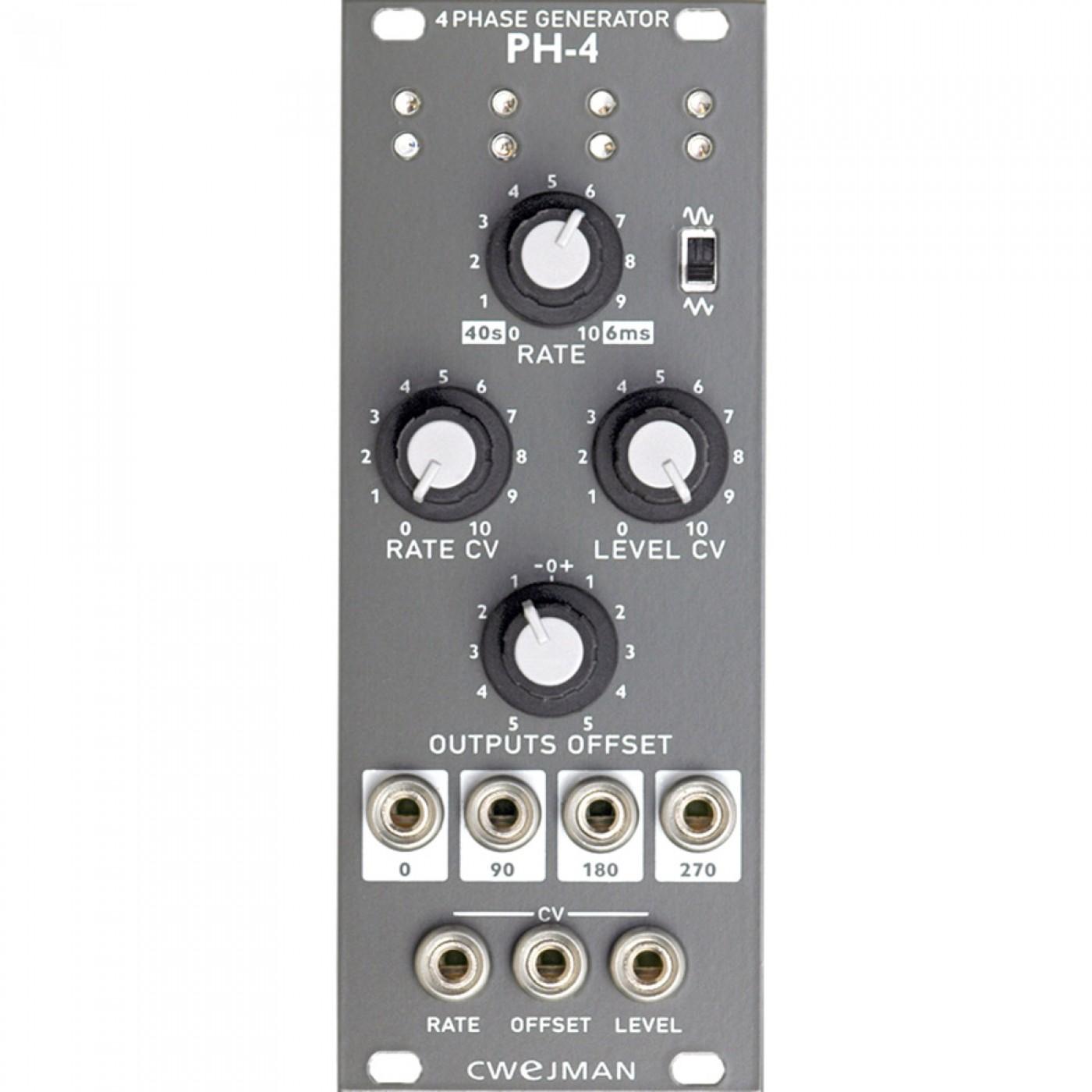 Cwejman PH-4 4-Phase-Modulator