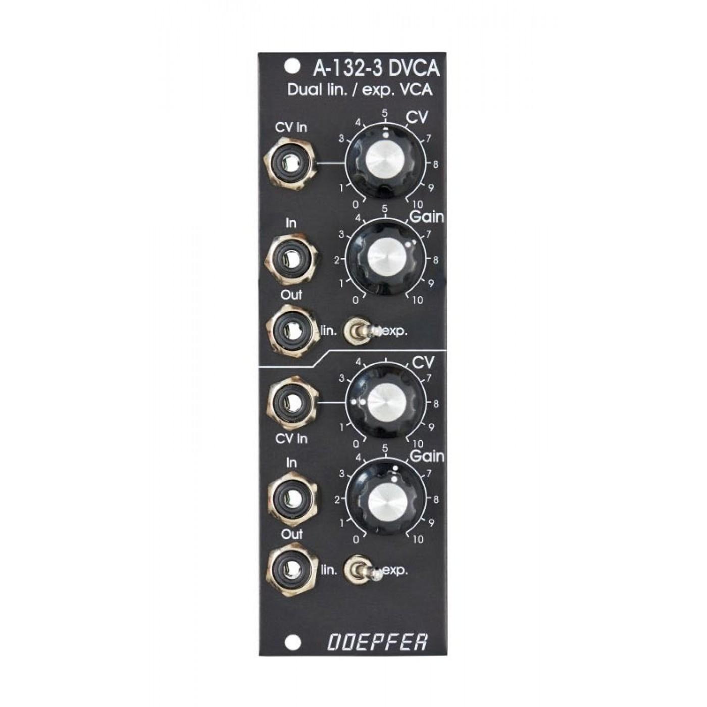 Doepfer A-132-3 VCA Vintage Edition | Rage Audio