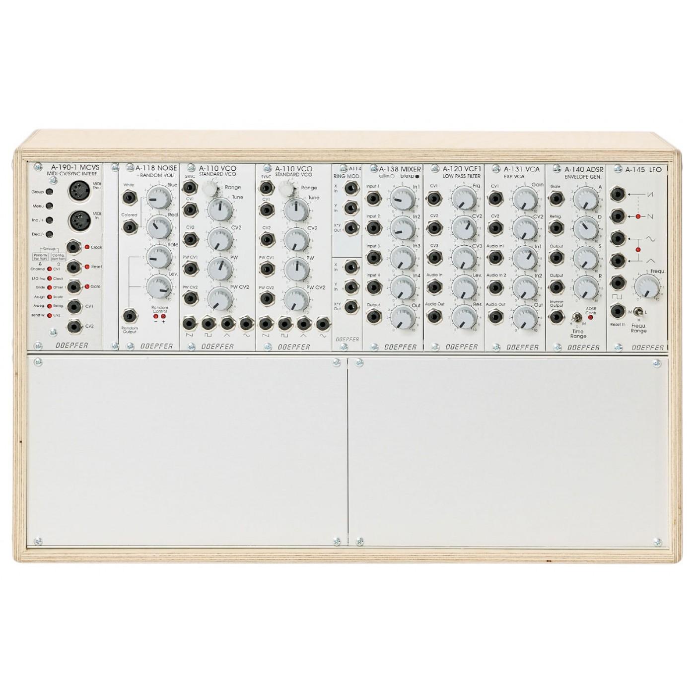 Doepfer A-100 Mini System LC6 | Rage Audio