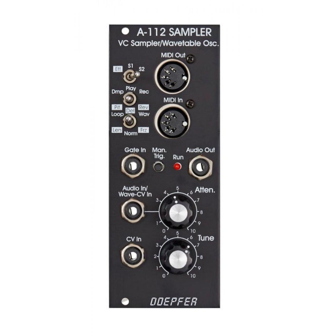 Doepfer A-112 Sampler Wavetable Vintage Edition | Rage Audio