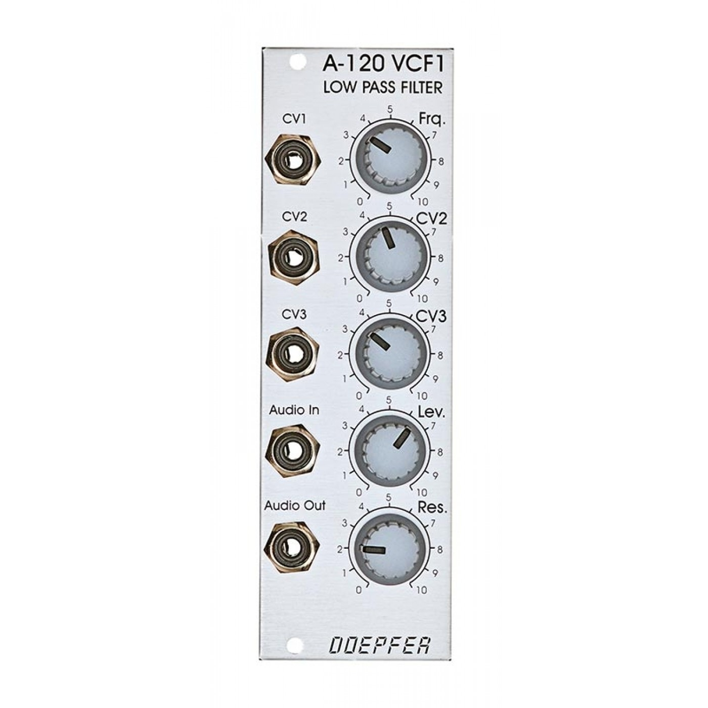 Doepfer A-120 Low Pass 1 | Rage Audio