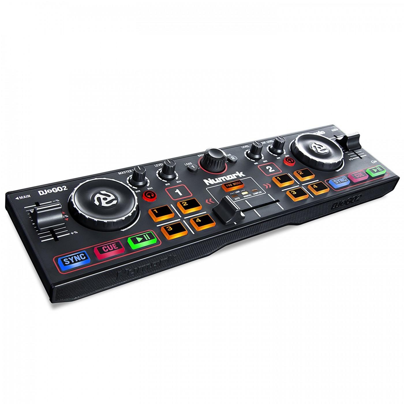 Numark DJ2GO2 USB | Rage Audio