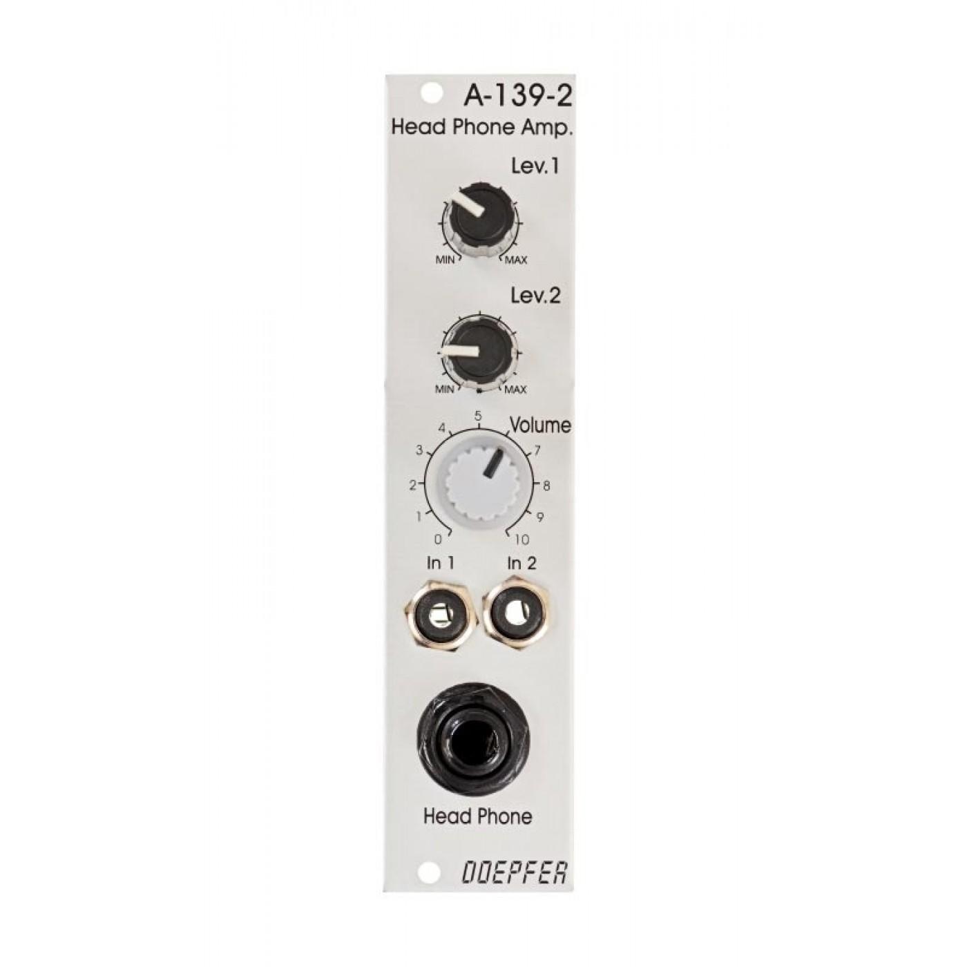 Doepfer A-139-2   Rage Audio