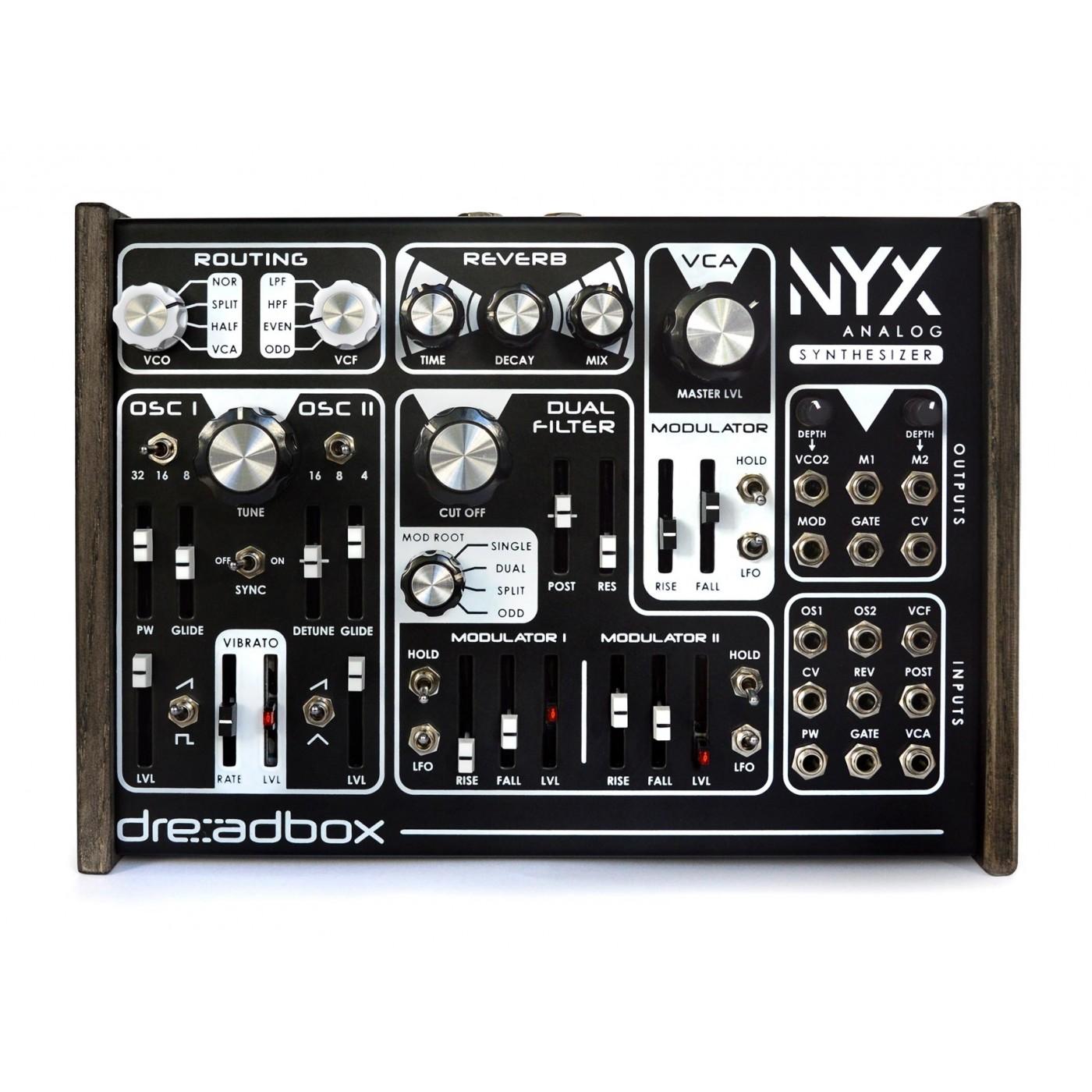 Dreadbox NYX | Rage Audio