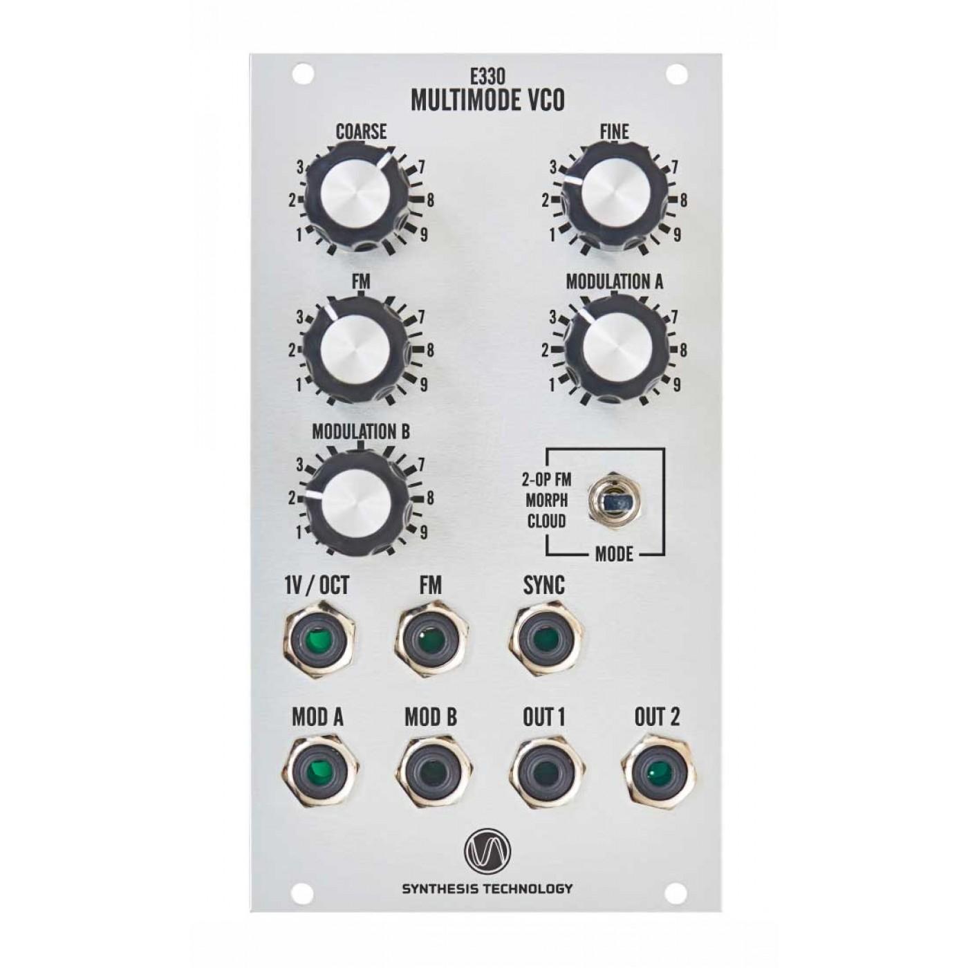 Synthesis Technology E330 Multi VCO