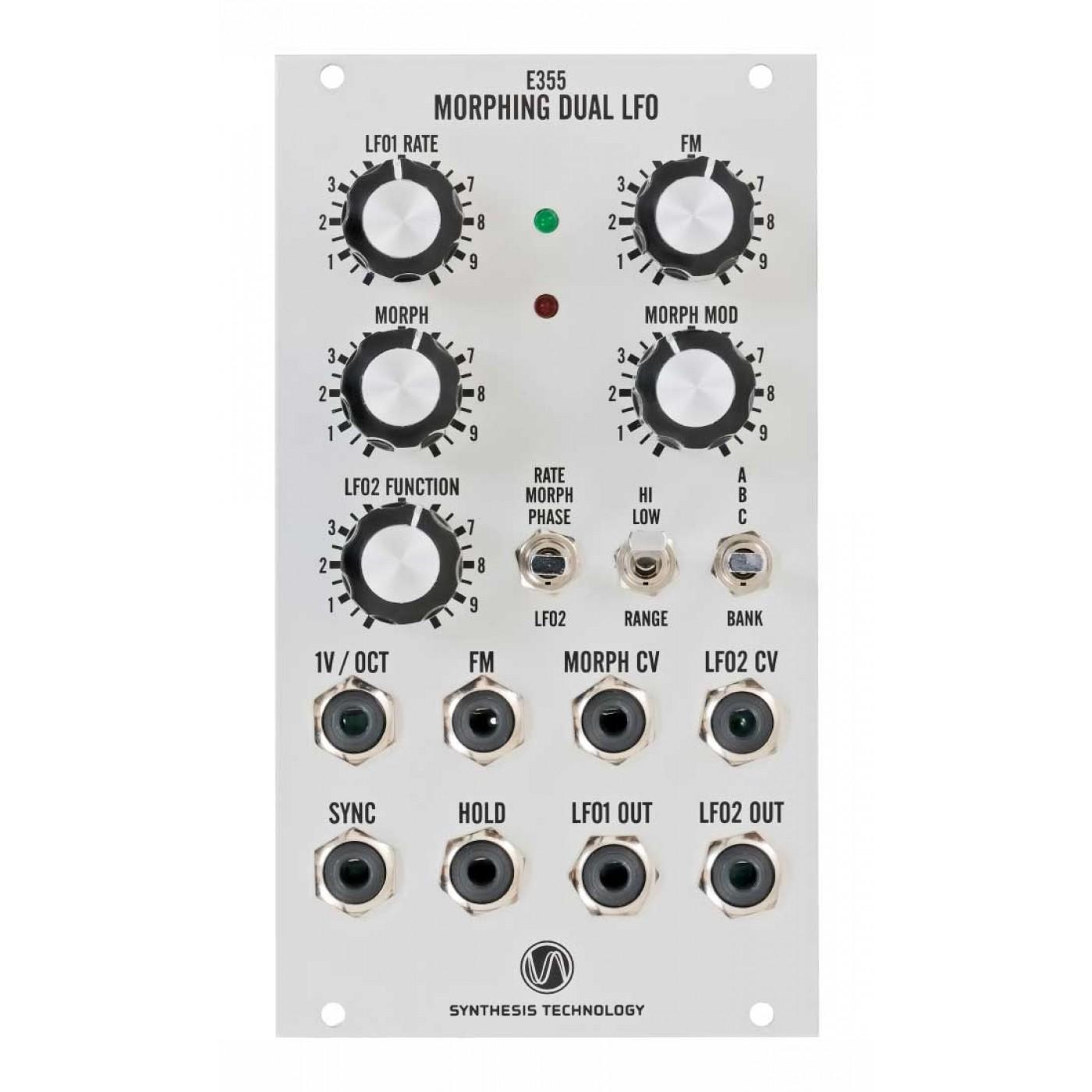 Synthesis Technology E355 Dual LFO