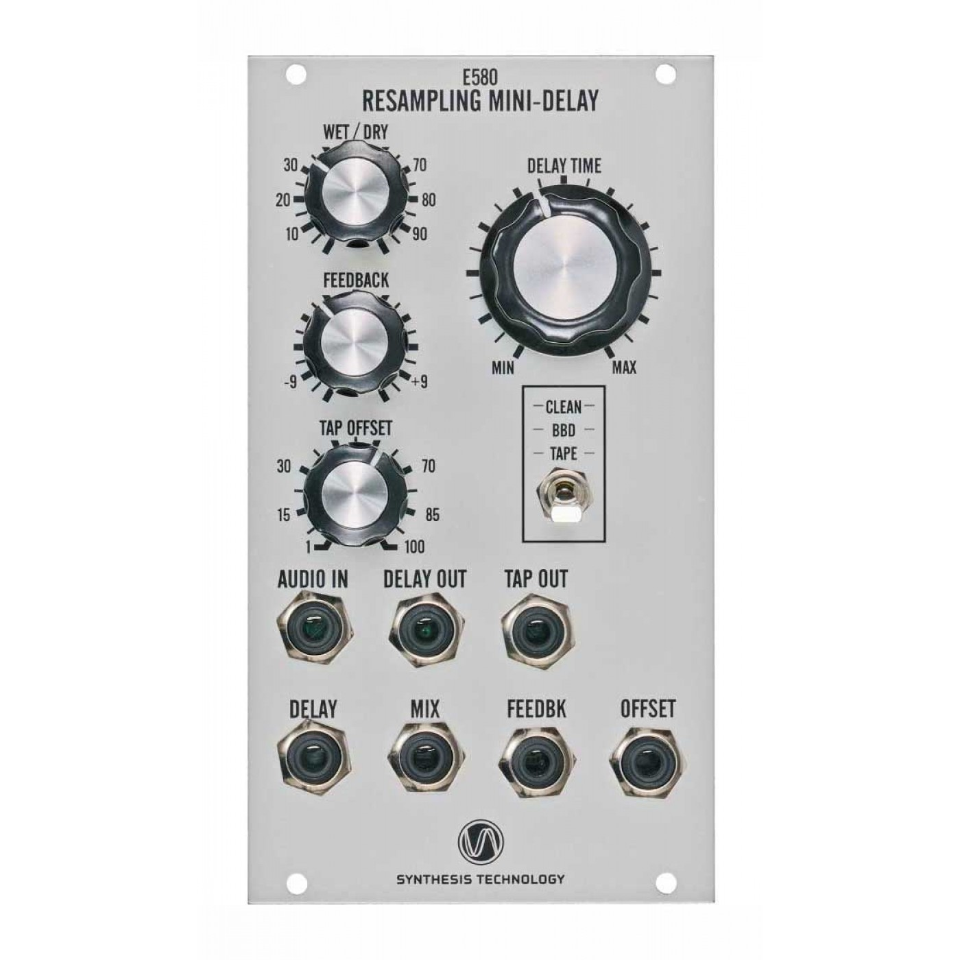 Synthesis Technology E580 | Rage Audio