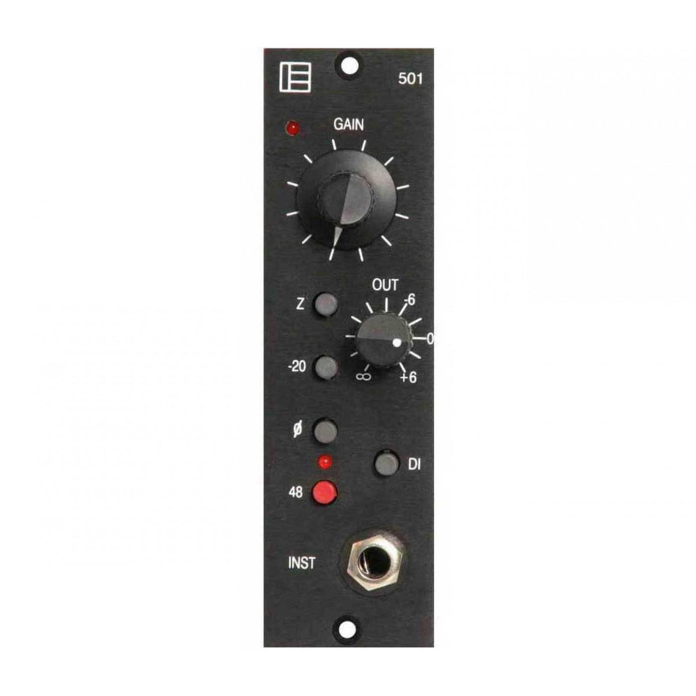 Electrodyne 501 PREAMP | Rage Audio