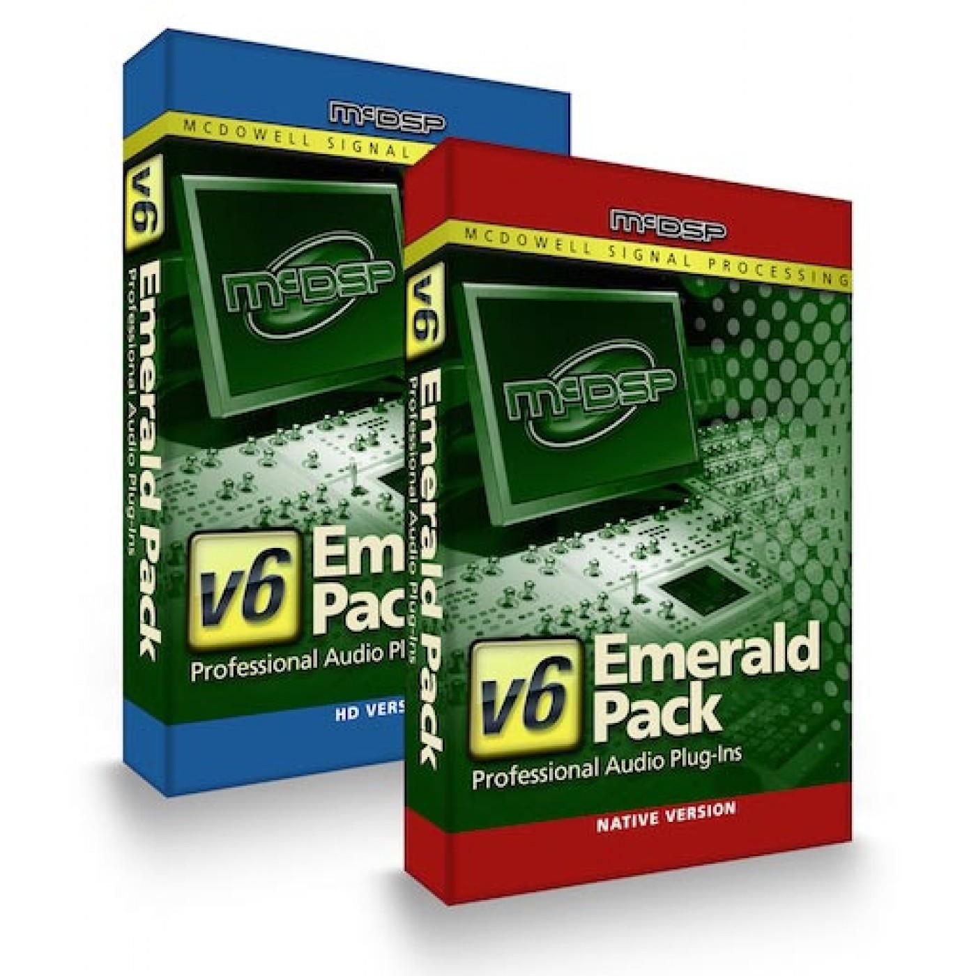 McDSP Emerald Native V6