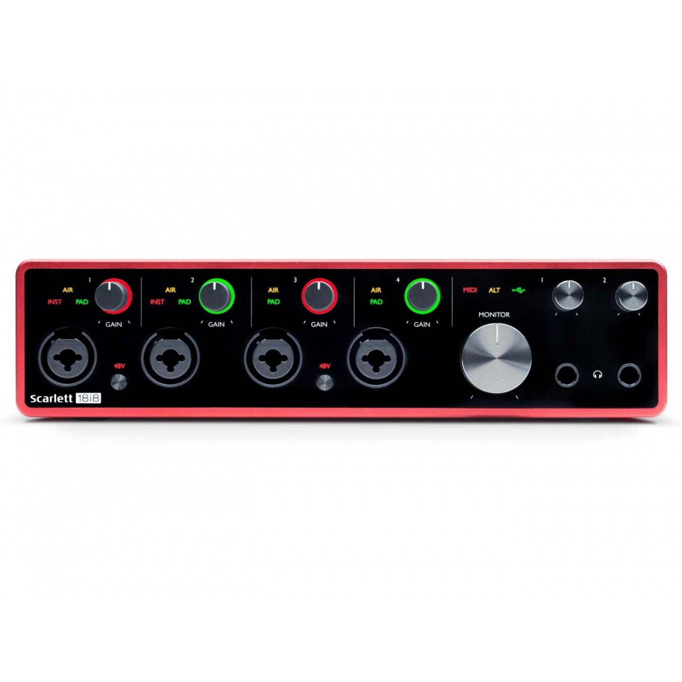 Focusrite SCARLETT 18i8 3rd Gen | Rage Audio