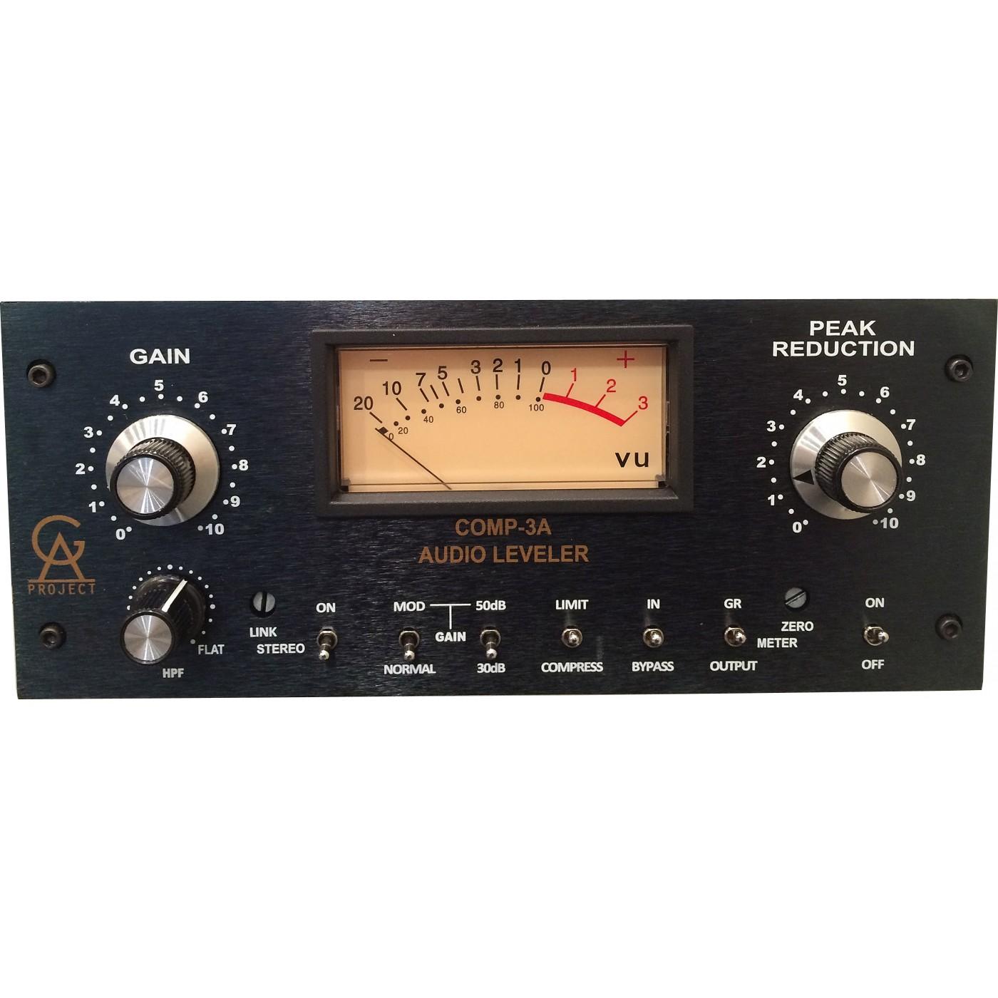 Golden Age Project COMP-3A | Rage Audio
