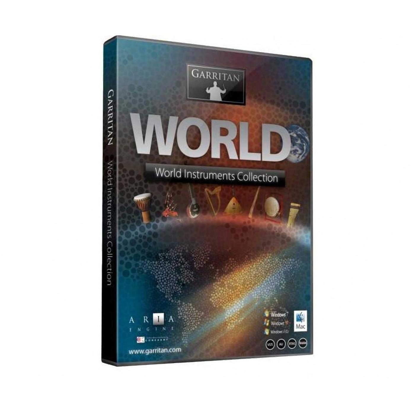 Garritan WORLD Instruments   Rage Audio